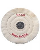 Круг муслиновый белый 152х50