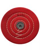 Круг муслиновый красный 152х50