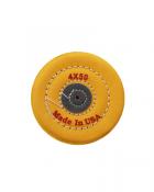 Круг муслиновый жёлтый 102х50