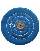 Круг муслиновый синий 152х50